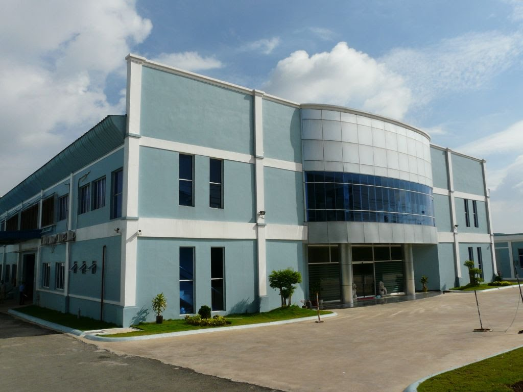 Nhà máy Asia Garment
